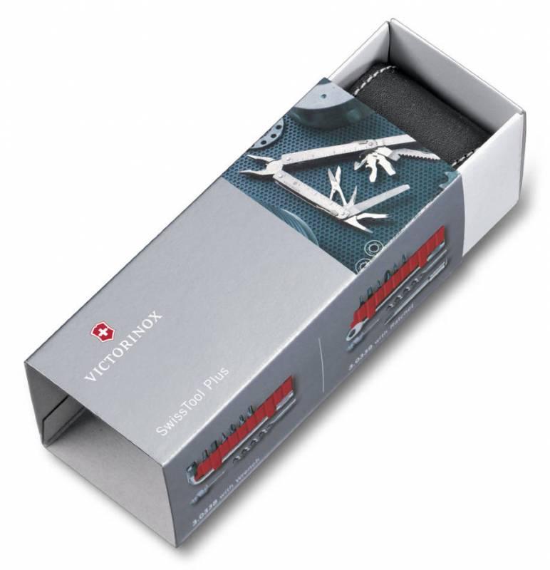 Victorinox SwissTool Spirit Plus I – купить мультитул ...