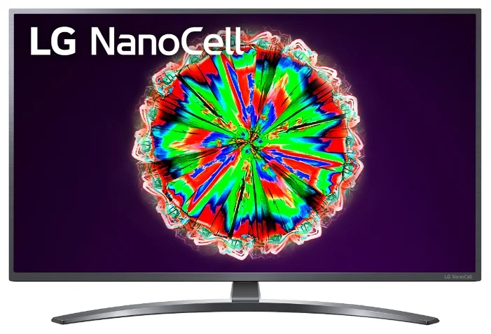 "Телевизор NanoCell LG 43NANO796NF 43"" (4 UK UHD Smart TV) (2020), серый"