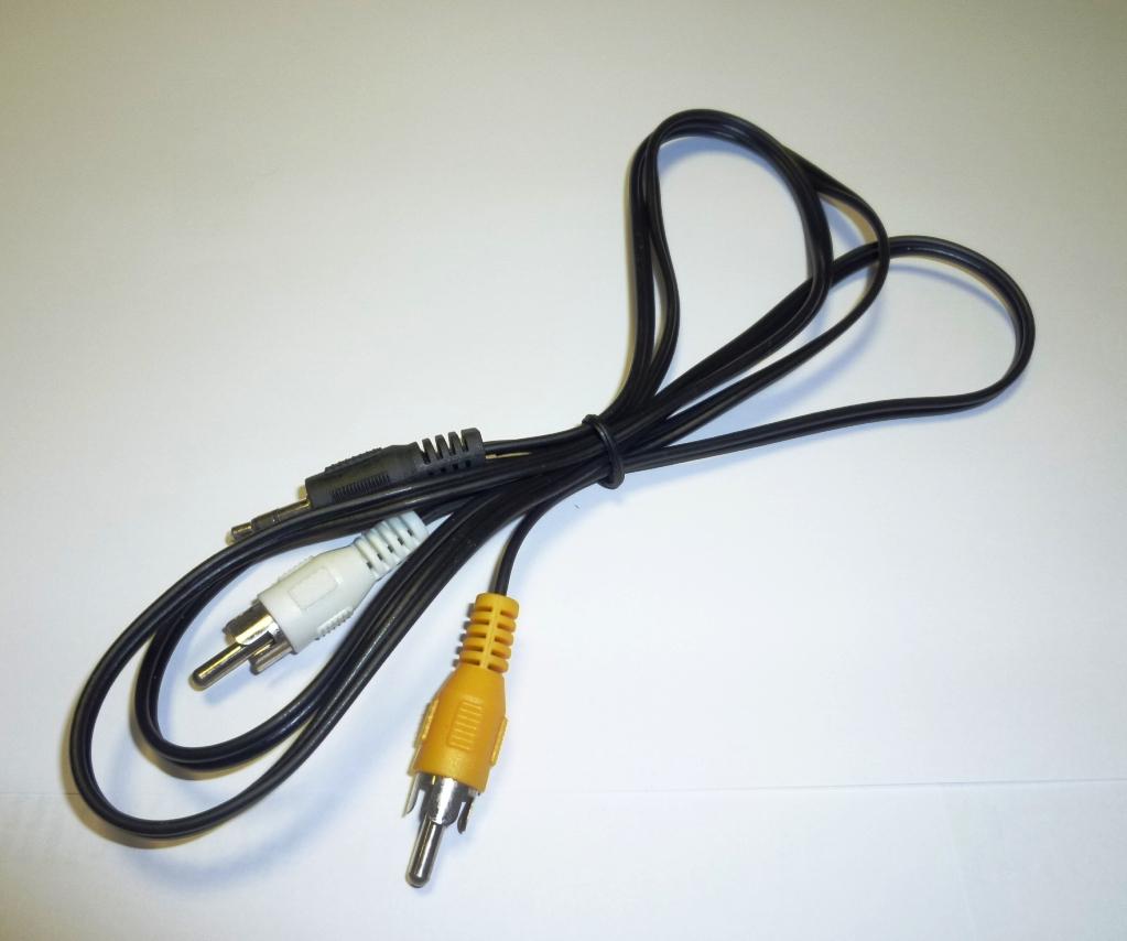 Av кабель для видеорегистратора
